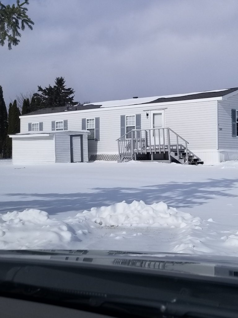 used modular homes for sale