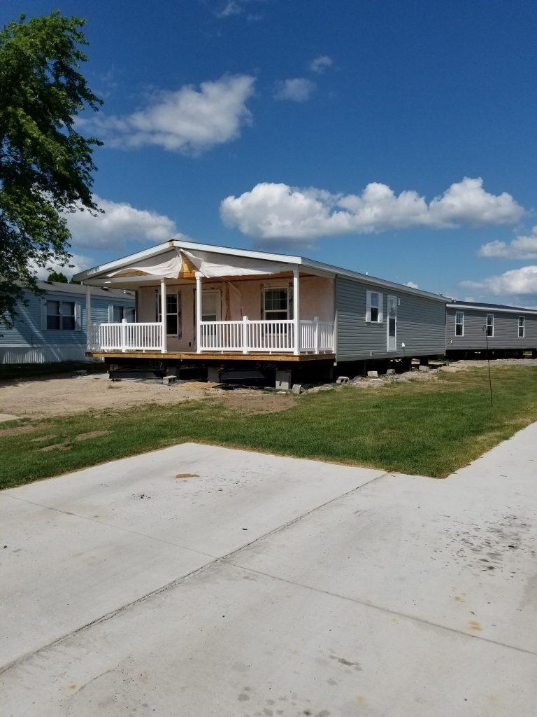 new home for sale in Alma, Michigan
